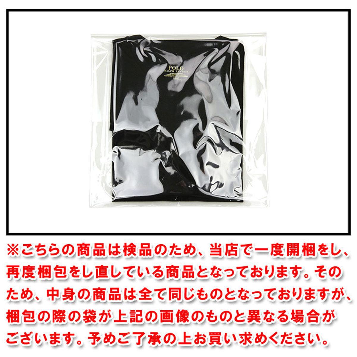 ポロ ラルフローレン POLO RALPH LAUREN 正規品 メンズ アンダーウェア タンクトップCLASSIC TANK BLACK A05B B1C C7D D3E E13F