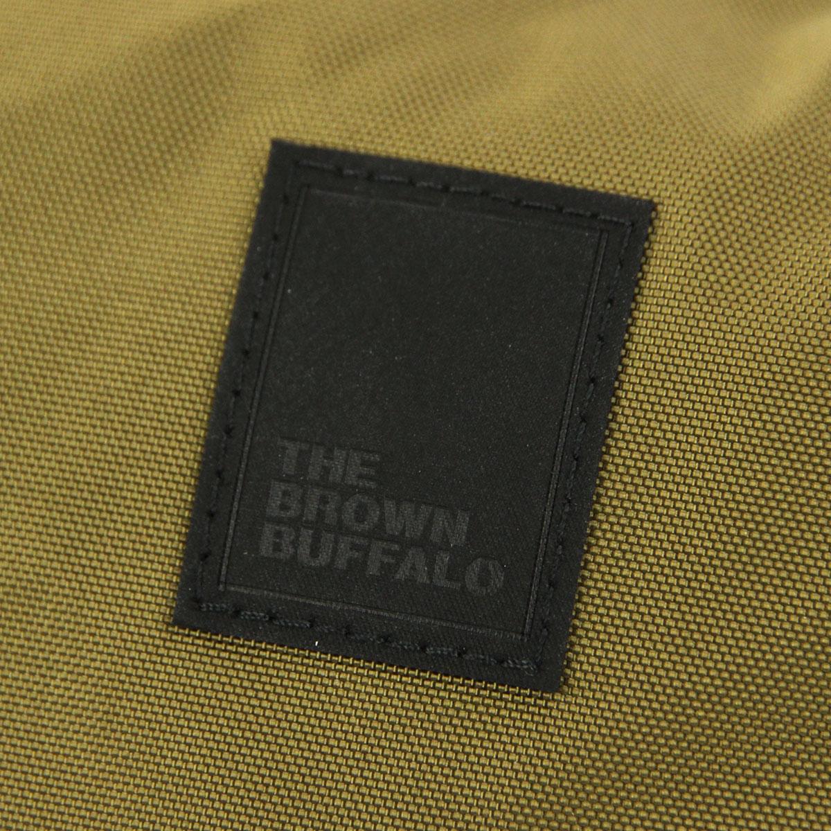 ザ ブラウン バッファロー バッグ メンズ レディース 正規販売店 THE BROWN BUFFALO ショルダーバッグ ボディバッグ SUPPLYSLING COYOTE F18SS420DCOY6 AA7B B3C C8D D4E E05F