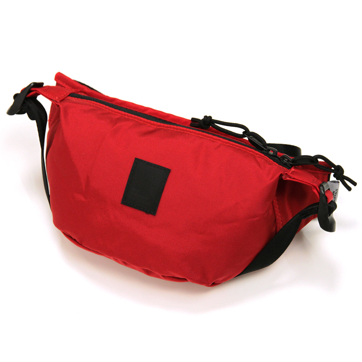 ザ ブラウン バッファロー バッグ メンズ レディース 正規販売店 THE BROWN BUFFALO ショルダーバッグ ボディバッグ SUPPLYSLING RED F18SS420DRED3 AA7B B3C C8D D4E E11F