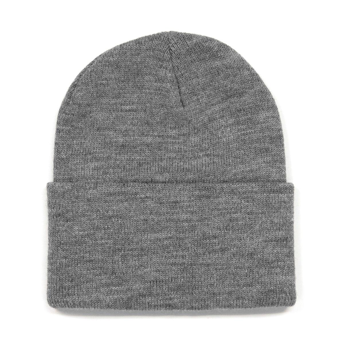 ポーラー POLER 正規販売店 ビーニー ニット帽 帽子 SUMMIT LABEL BEANIE 31790004-LTG LIGHT GREY A79B B3C C3D D4E E02F