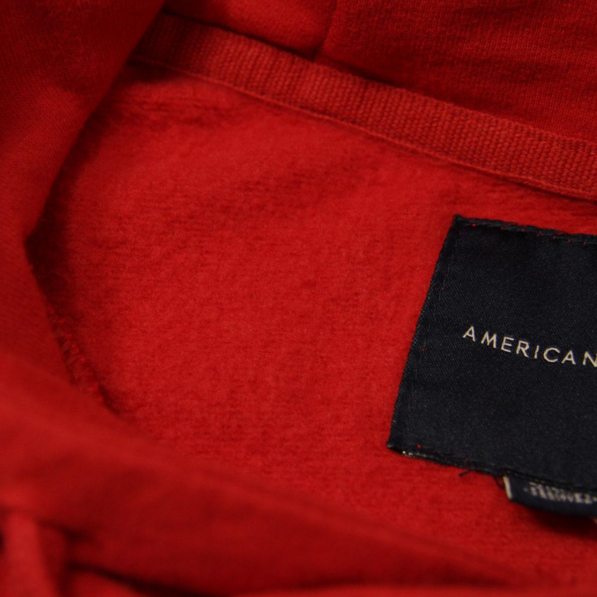 アメリカンイーグル AMERICAN EAGLE 正規品 メンズ 裏起毛 コットンスウェット プルオーバーパーカー AE GRAPHIC PULLOVER HOODIE 0193-1019-600 A04B B1C C1D D5E E11F