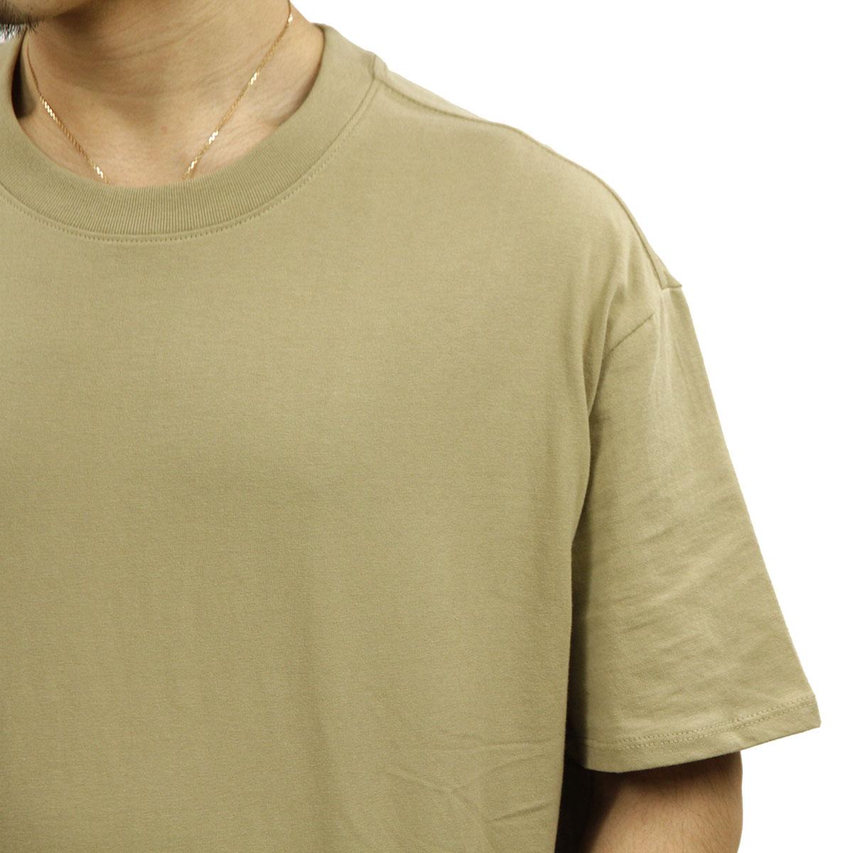 フィアオブゴッド Tシャツ 正規品 FEAR OF GOD エッセンシャルズ 半袖Tシャツ ロゴ クルーネック FOG - FEAR OF GOD ESSENTIALS BOXY T-SHIRT TWILL AA5B B1C C1D D1E E05F