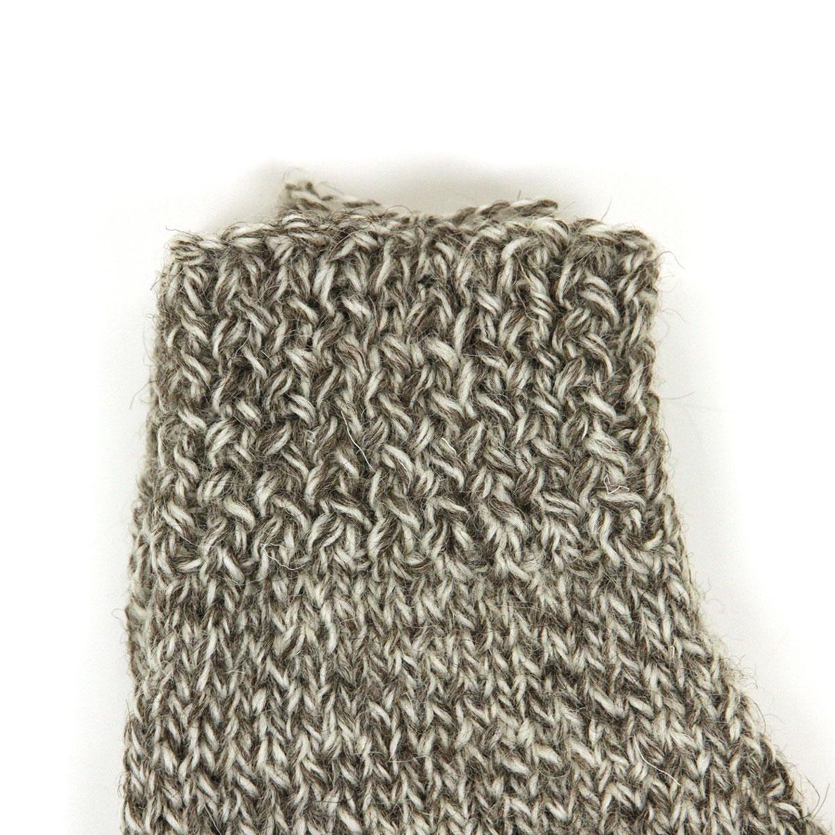 ブラックシープ BLACK SHEEP 正規販売店 メンズ 手袋 BLACK SHEEP HANDMADE FINGERLESS KNIT GLOVE SM08B TWIST A87B B1C C3D D0E E00F