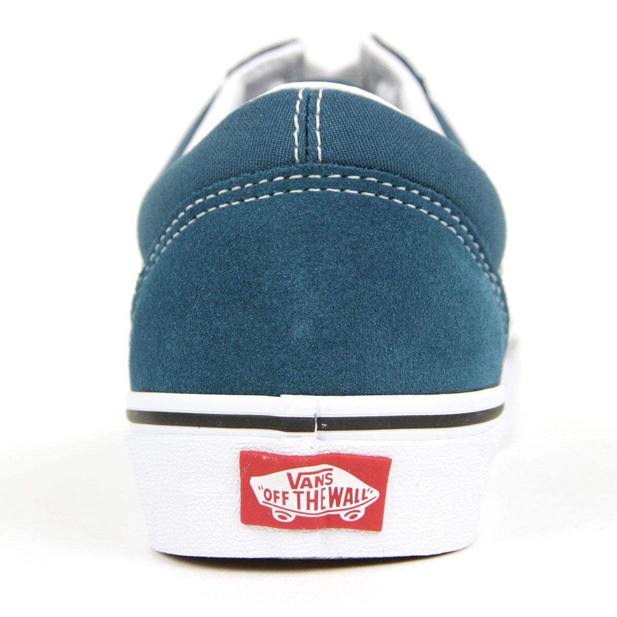 バンズ スニーカー メンズ 正規販売店 VANS スニーカー オールドスクール VANS OLD SKOOL BLUE CORAL/TRUE WHITE VN0A38G19EM A33B B1C C4D D2E E07F