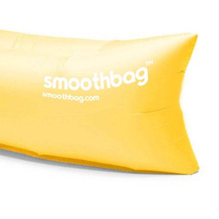 スムースバッグ smoothbag 正規品 アウトドア ソファー Smoothbag SB-YELLOW Yellow AA3B B0C CAD D1E E12F