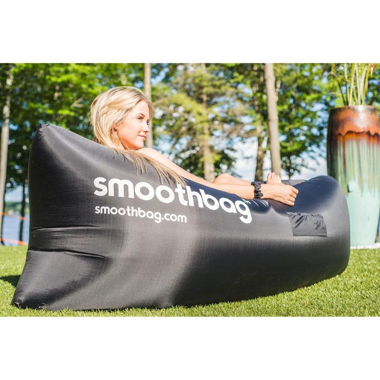 スムースバッグ smoothbag 正規品 アウトドア ソファー Smoothbag SB-ORANGE Orange AA3B B0C CAD D1E E10F