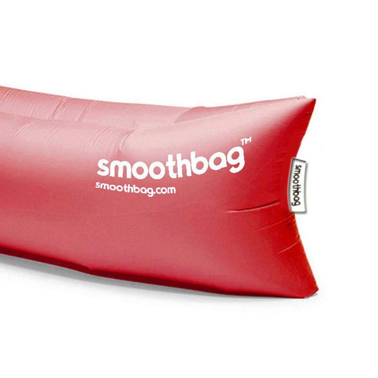 スムースバッグ smoothbag 正規品 アウトドア ソファー Smoothbag SB-RED Red AA3B B0C CAD D1E E11F