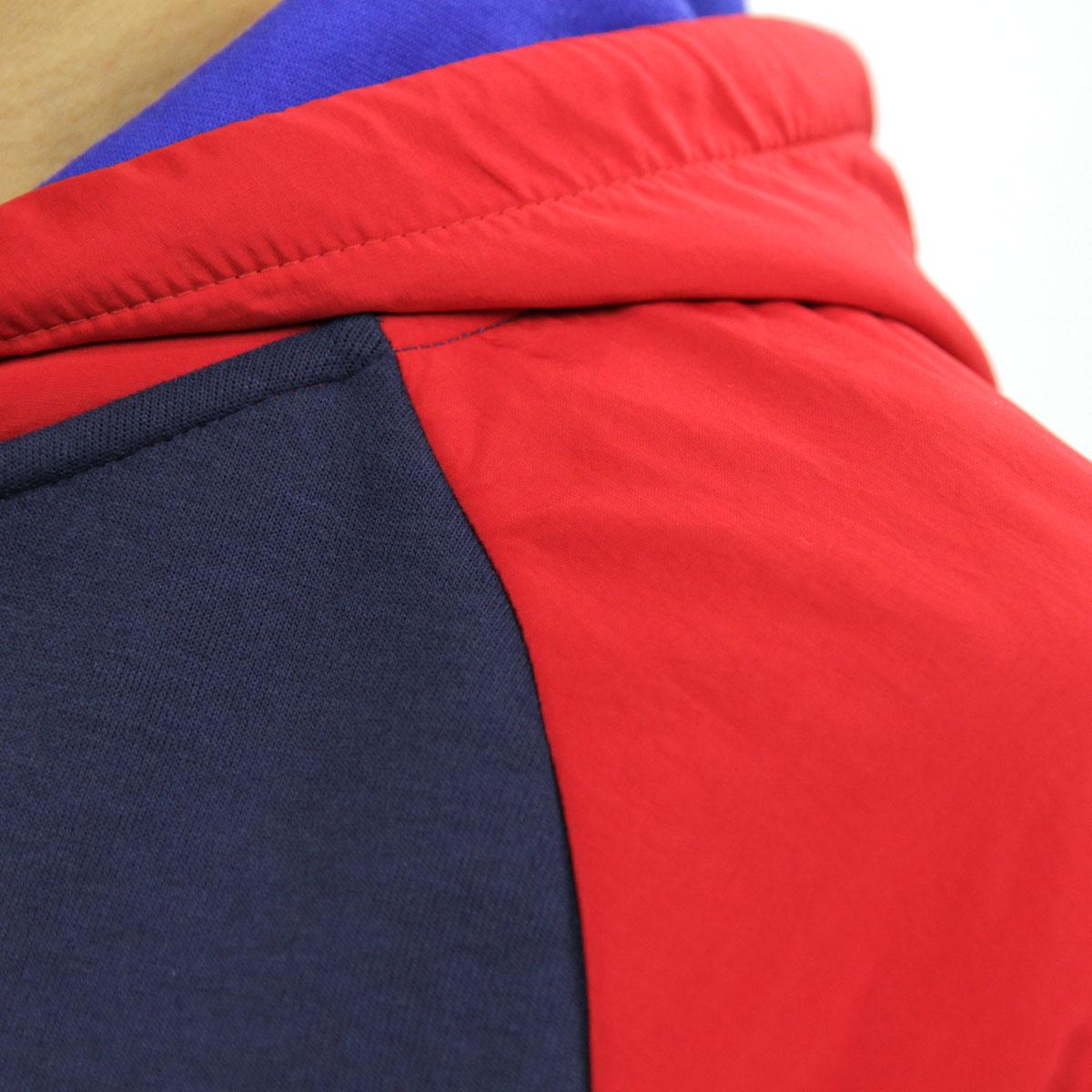 ポロ ラルフローレン パーカー メンズ 正規品 POLO RALPH LAUREN プルオーバーパーカー POLO HI TECH HYBRID HOODIE NAVY/POLO SPORT RED A05B B1C C1D D5E E06F ホワイトデー 2021 ラッピング無料