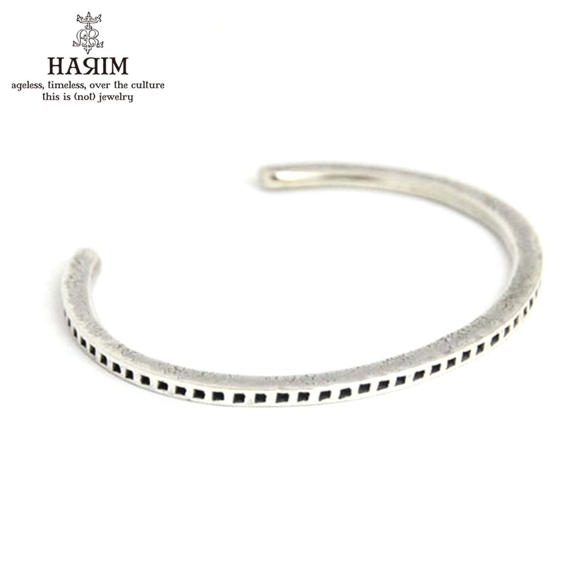 ハリム HARIM 正規販売店 バングル struct bangle silver BANGLE HRA024SV A82B B3C C3D D8E E13F