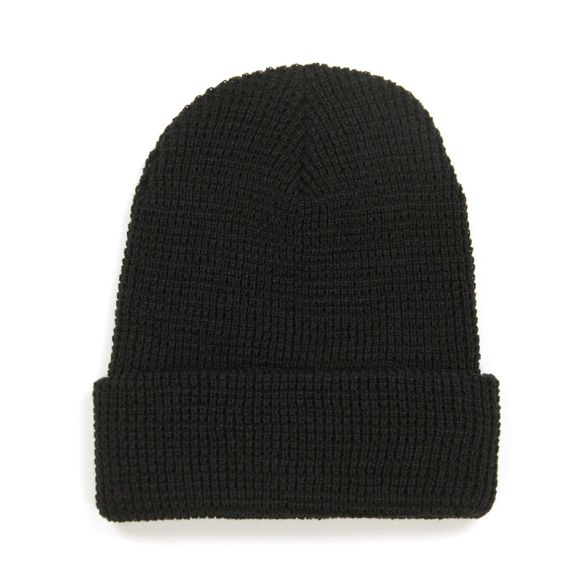 ポーラー POLER 正規販売店 帽子 ビーニー WORKERMAN BEANIE 55100058-BLK BLACK A79B B3C C3D D4E E13F
