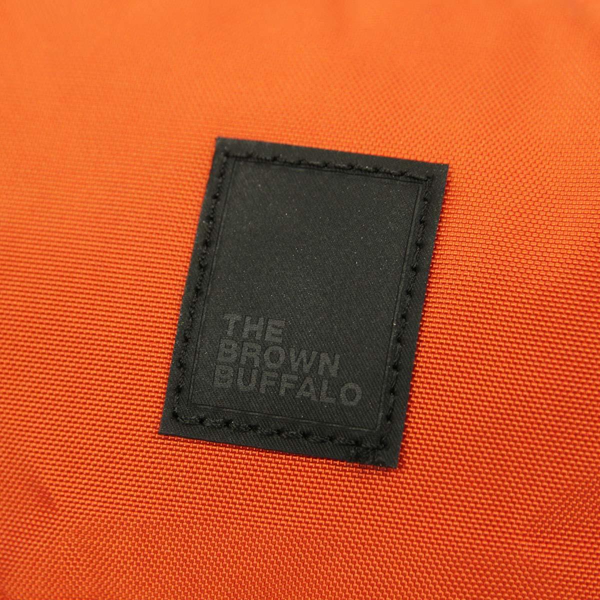 ザ ブラウン バッファロー バッグ メンズ レディース 正規販売店 THE BROWN BUFFALO ショルダーバッグ ボディバッグ SUPPLYSLING ORANGE F18SS420DORA2 AA7B B3C C8D D4E E10F
