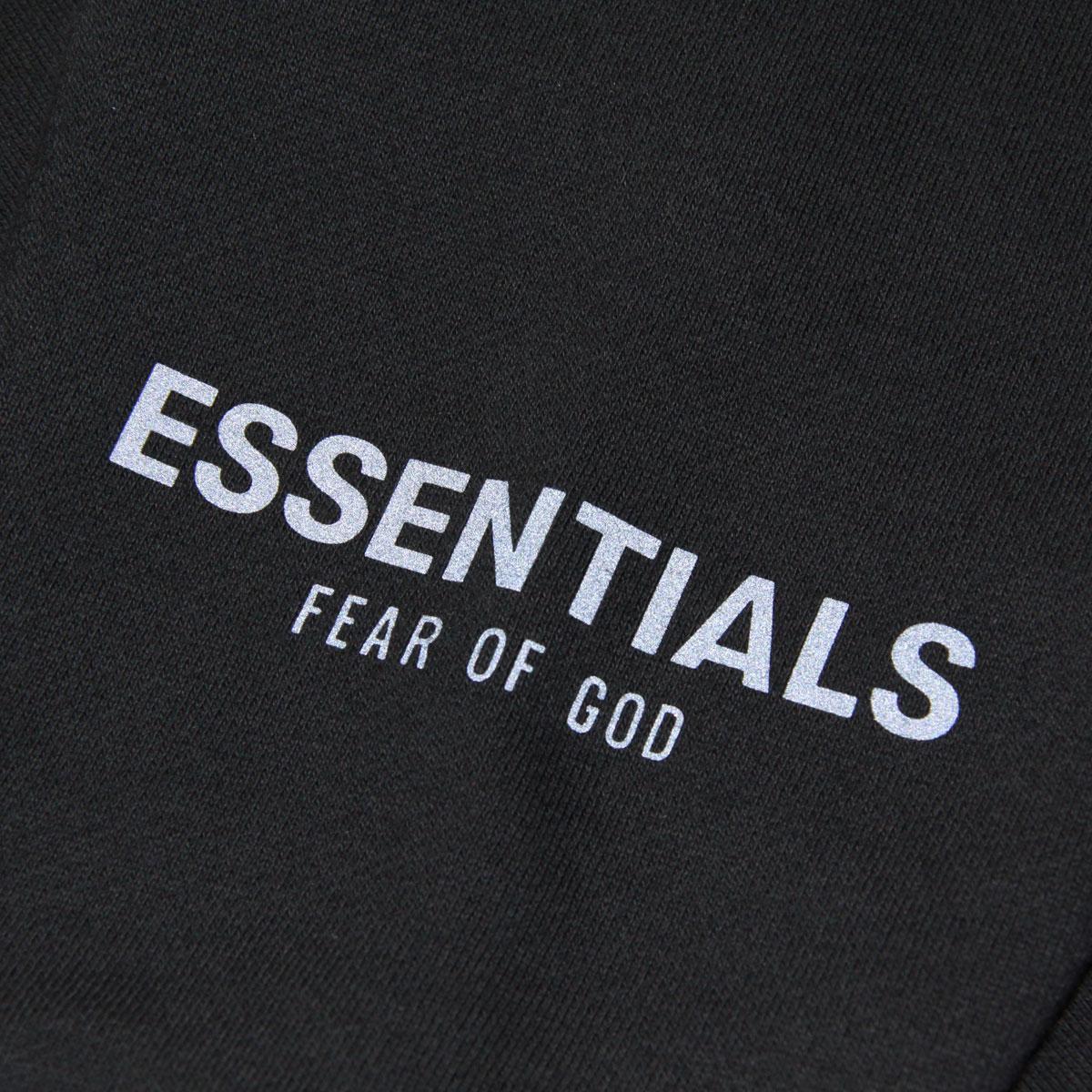 フィアオブゴッド パーカー メンズ 正規品 FEAR OF GOD エッセンシャルズ プルオーバー ロゴ FOG - FEAR OF GOD ESSENTIALS CORE HOODIE BLACK AA5B B1C C1D D5E E13F ホワイトデー 2021 ラッピング無料