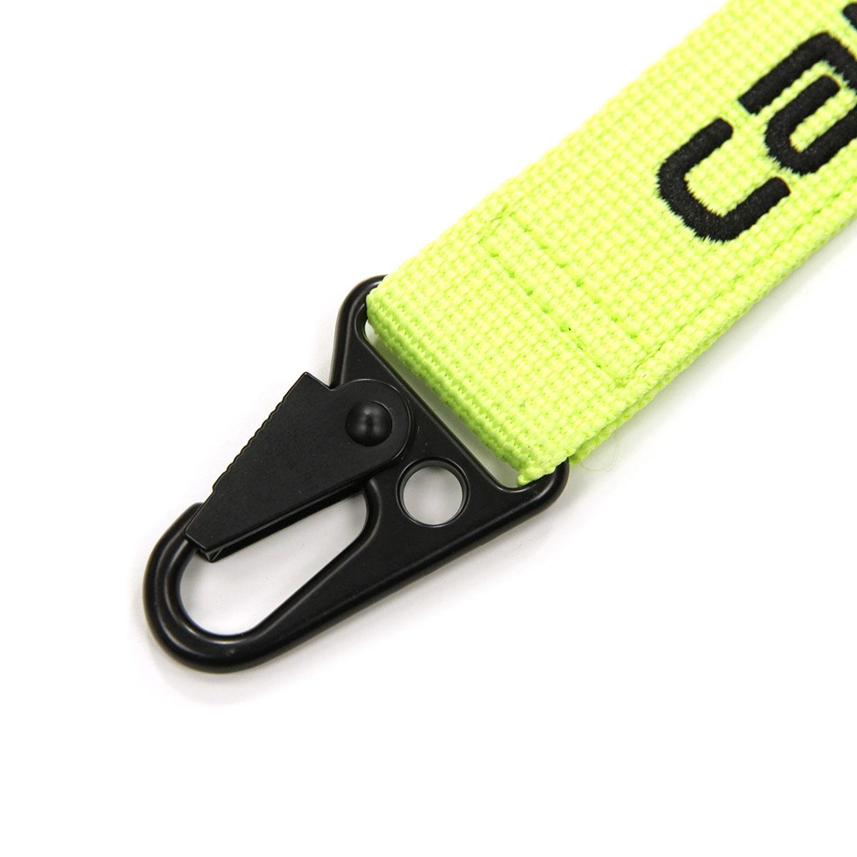 カーハート キーホルダー メンズ レディース 正規販売店 CARHARTT WIP アクセサリー JADEN KEYHOLDER LIME/BLACK I027773 09E AB0B B1C C3D D5E E08F
