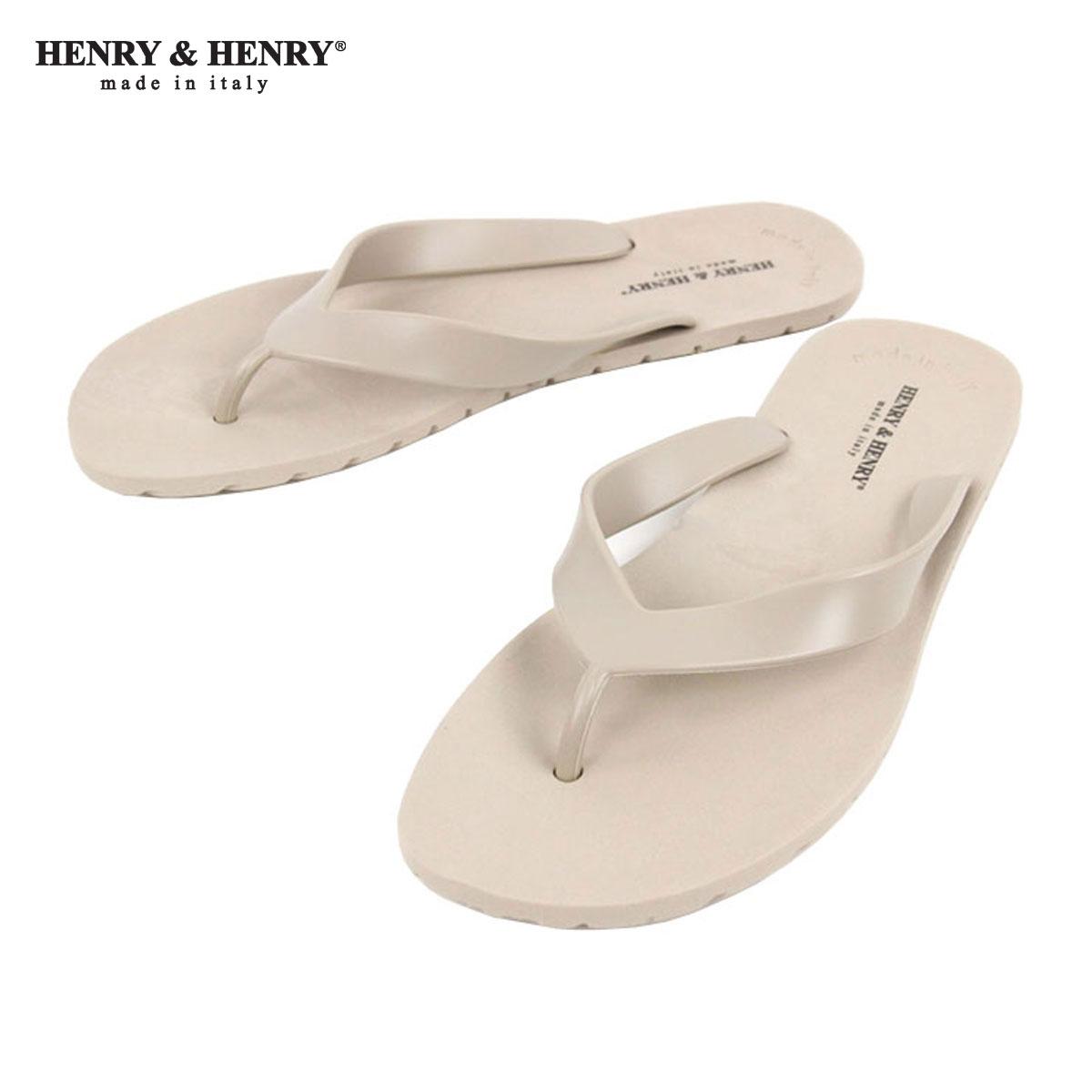 ヘンリーアンドヘンリー HENRY&HENRY 正規販売店 サンダル フリッパー FRIPPER SANDAL BEIGE 45 A66B B3C C4D D3E E18F