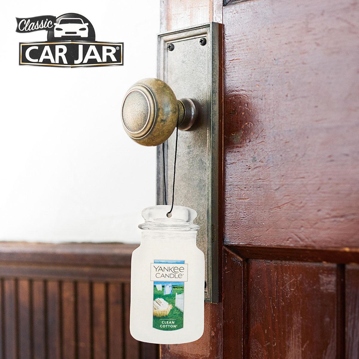 ヤンキーキャンドル フレグランス 正規販売店 YANKEE CANDLE 車用芳香剤 エアーフレッシュナー YCカージャー ボーナスパック 3PACK レモンラベンダー K3180530 A49B B3C C3D D0E E00F