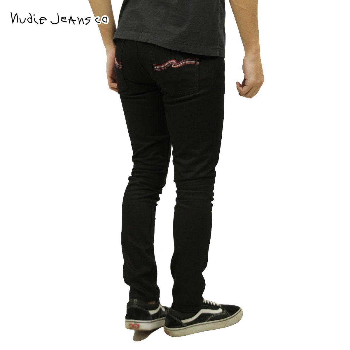 ヌーディージーンズ ジーンズ メンズ 正規販売店 Nudie Jeans リーンディーン ジーパン LEAN DEAN DENIM JEANS DRY REBERTH 088 11321203 1431 A62B B1C C2D D1E E13F