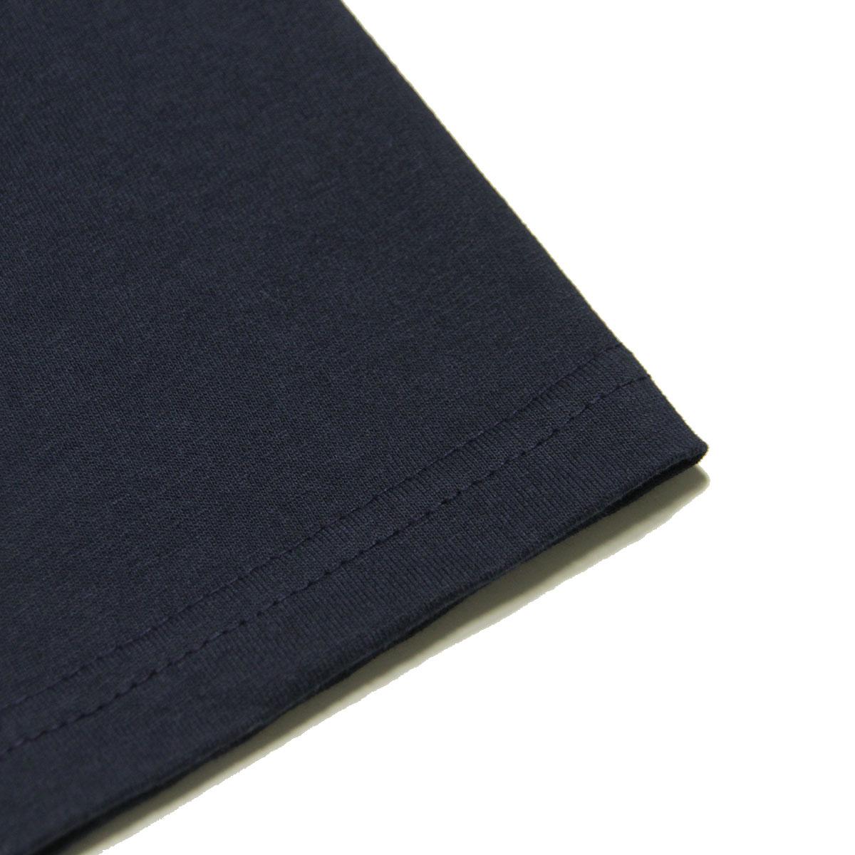 プロクラブ Tシャツ メンズ 正規販売店 PROCLUB 半袖Tシャツ クルーネックTシャツ HEAVY WEIGHT COTTON SHORT SLEEVE CREW NECK T-SHIRT NAVY #101 AB6B B1C C1D D1E E06F