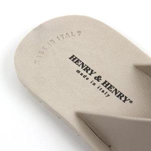 ヘンリーアンドヘンリー HENRY&HENRY 正規販売店 サンダル CROSS SANDAL BEIGE 45 A66B B3C C4D D3E E18F