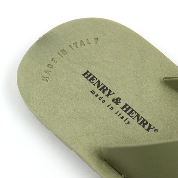 ヘンリーアンドヘンリー HENRY&HENRY 正規販売店 サンダル CROSS SANDAL VERDE 51 A66B B3C C4D D3E E08F