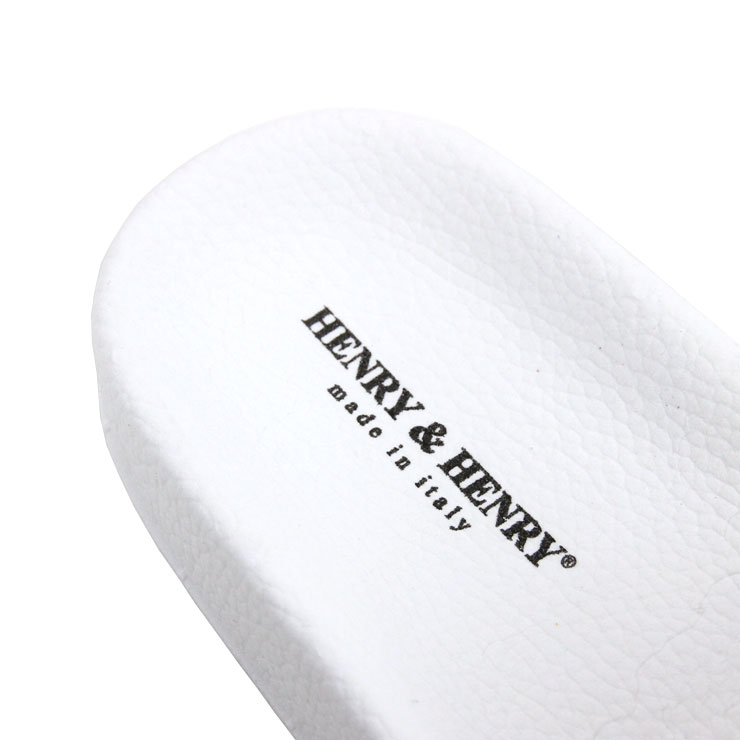 ヘンリーアンドヘンリー HENRY&HENRY 正規販売店 サンダル 180 CROTALO SHOWER SANDAL CROTALO BIANCO  A66B B3C C4D D3E E01F