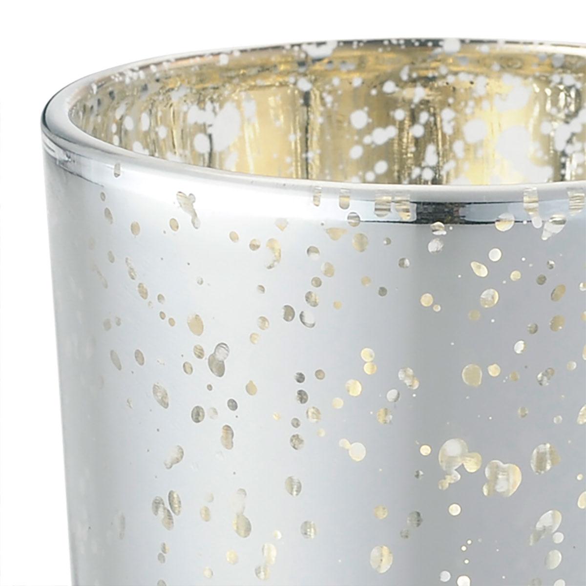 ヤンキーキャンドル YANKEE CANDLE 正規販売店 グラス ヴィンテージ(ビンテージ)グラス シルバー (J5560000SI) A49B B3C C3D D0E E00F