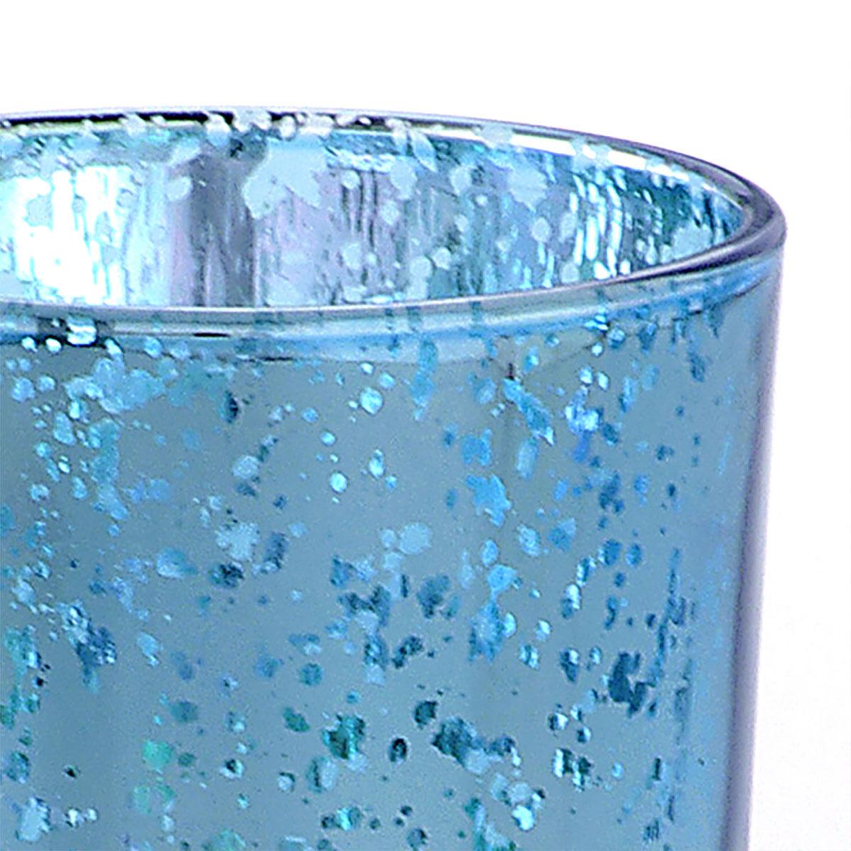 ヤンキーキャンドル YANKEE CANDLE 正規販売店 グラス ヴィンテージ(ビンテージ)グラス ブルー (J5560000BL) A49B B3C C3D D0E E00F