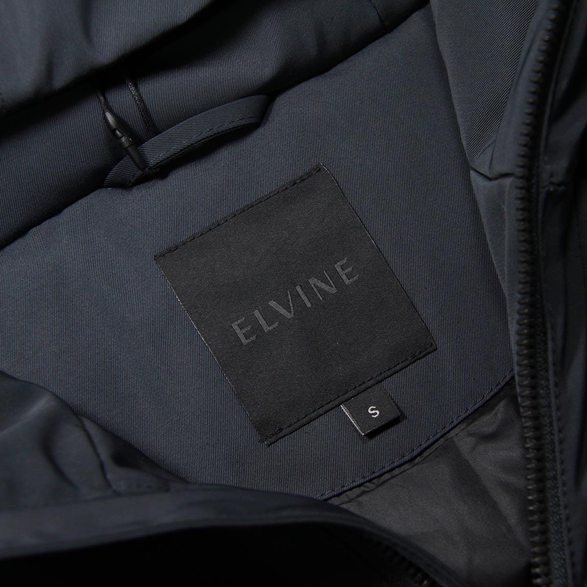 エルバイン アウター メンズ 正規販売店 elvine ジャケット ナイロンジャケット CORNELL X NYLON JACKET 193038 472 COAL A91B B1C C1D D4E E08F