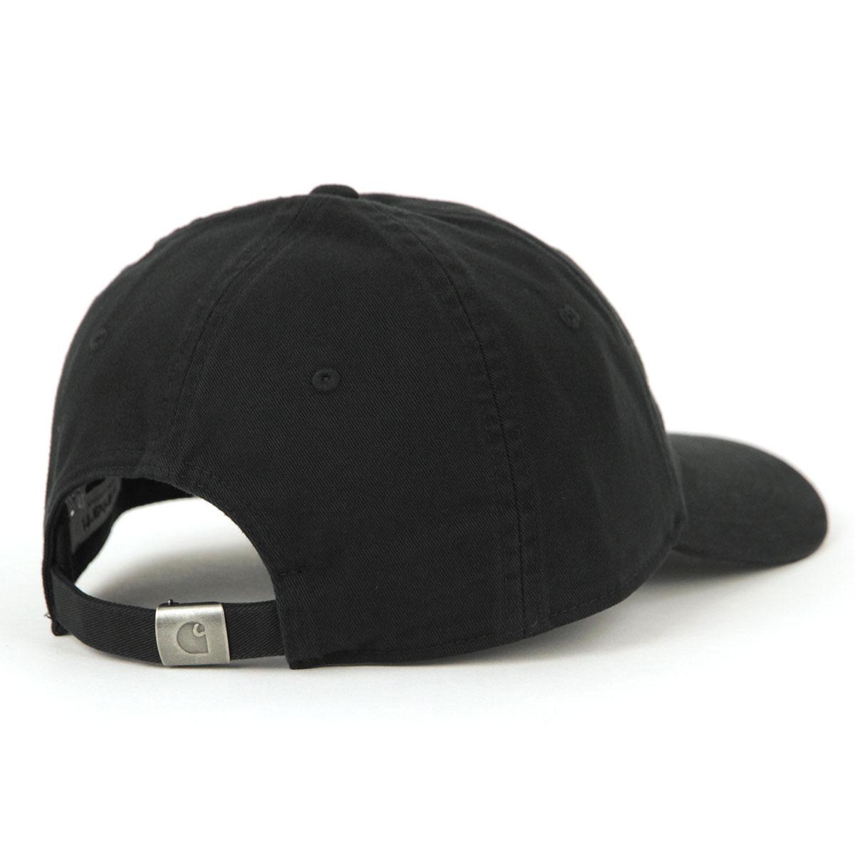 カーハート キャップ メンズ 正規品 CARHARTT WIP キャップ 帽子 ロゴキャップ MADISON LOGO CAP BLACK/WHITE I023750 89 AB0B B3C C3D D4E E13F