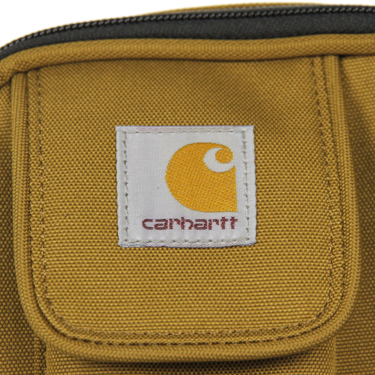 カーハート ショルダーバッグ 正規品 CARHARTT WIP ショルダーバッグ ESSENTIALS BAG SMALL HAMILTON BROWN i006285-hz90 AB0B B3C C8D D4E E04F