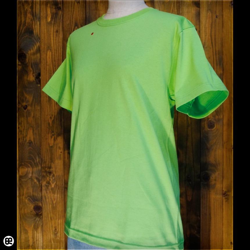 てんとう虫:ライム:Tシャツ