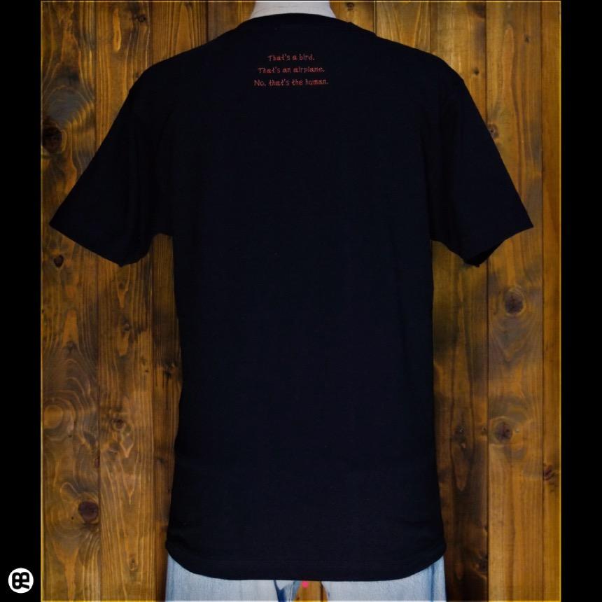 法螺貝:ディープブラック:Tシャツ