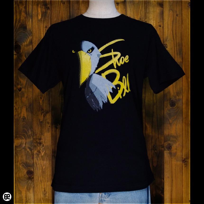 視線:ディープブラック:Tシャツ