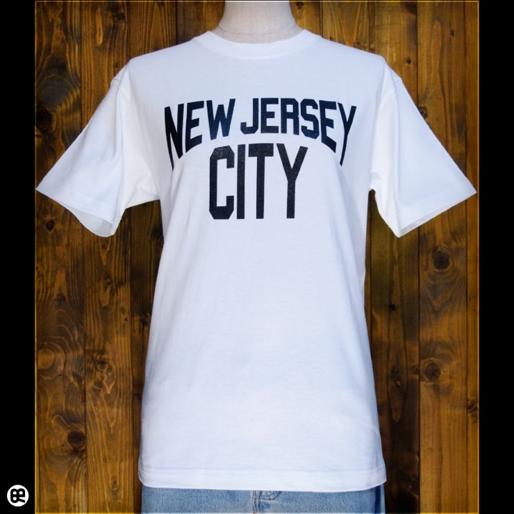 ニュージャージー:ナチュラル:Tシャツ