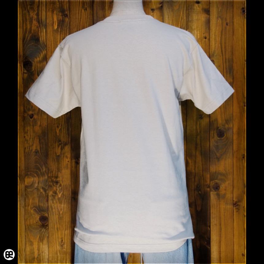 キンチャクガニ:ストーン:Tシャツ