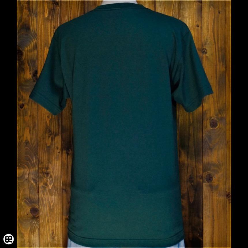 シロツメクサ:フォレストグリーン:Tシャツ