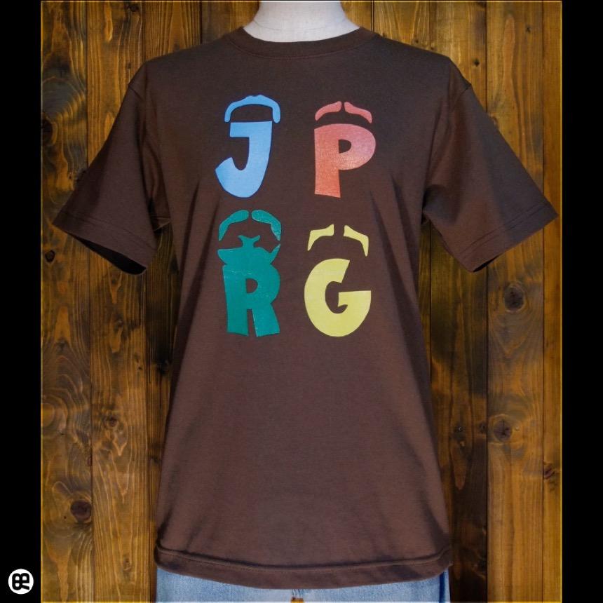 クアトロ:ブラウン:Tシャツ