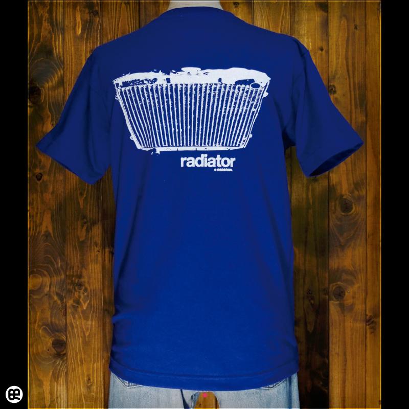 radiator(RB) : ロイヤルブルー:Tシャツ