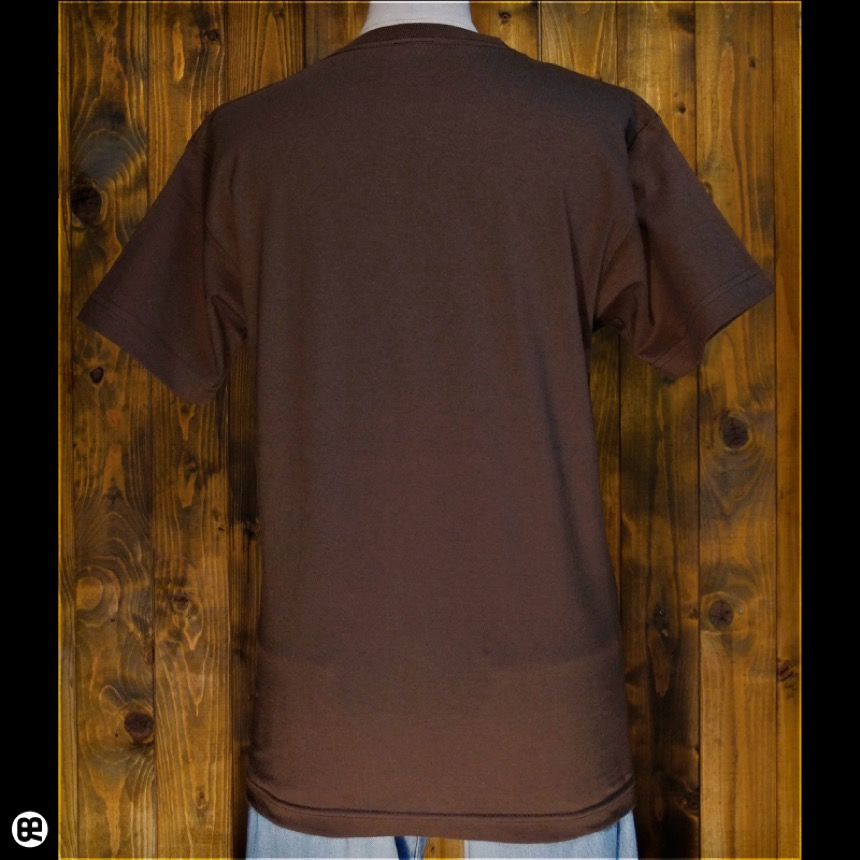 メロンパン:ブラウン:Tシャツ