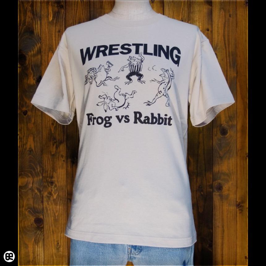 レスリング:ストーン:Tシャツ