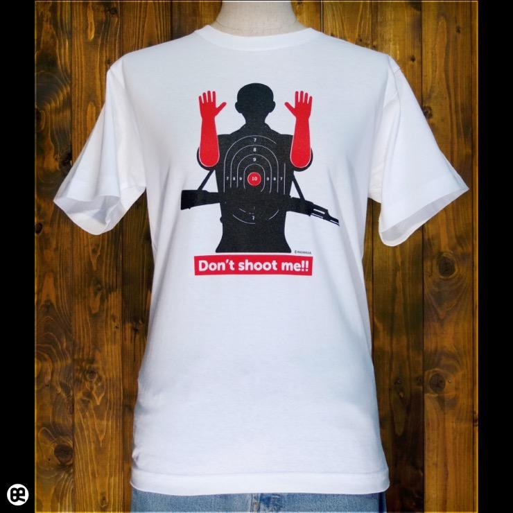 shooting : ホワイト:Tシャツ