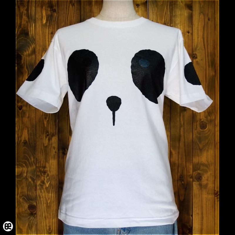pandaman : ホワイト:Tシャツ