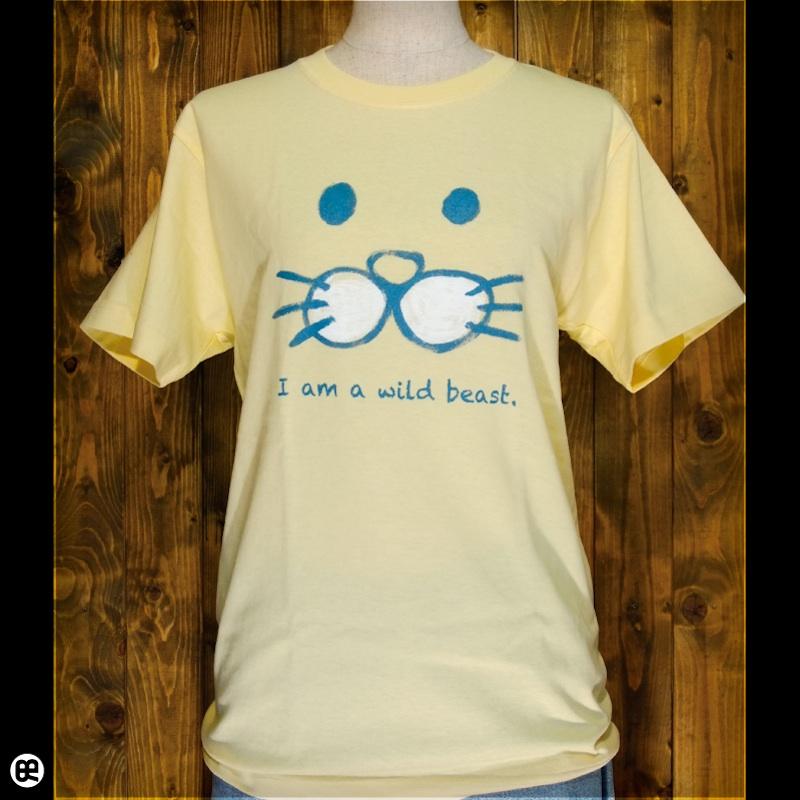 けもの : イエローヘーゼ:Tシャツ