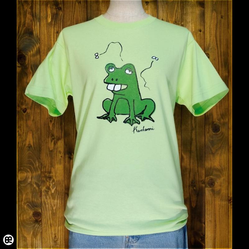 ケロケローニ : キーライム:Tシャツ