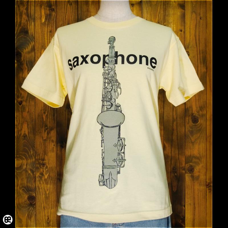 SAX : イエローヘーゼ:Tシャツ