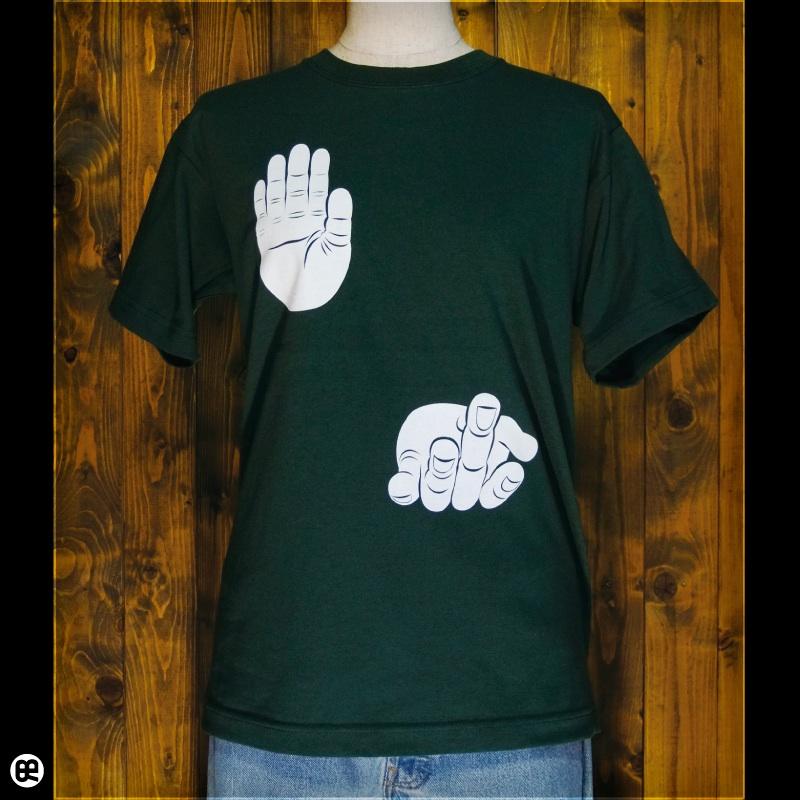 NRDB : フォレストグリーン:Tシャツ
