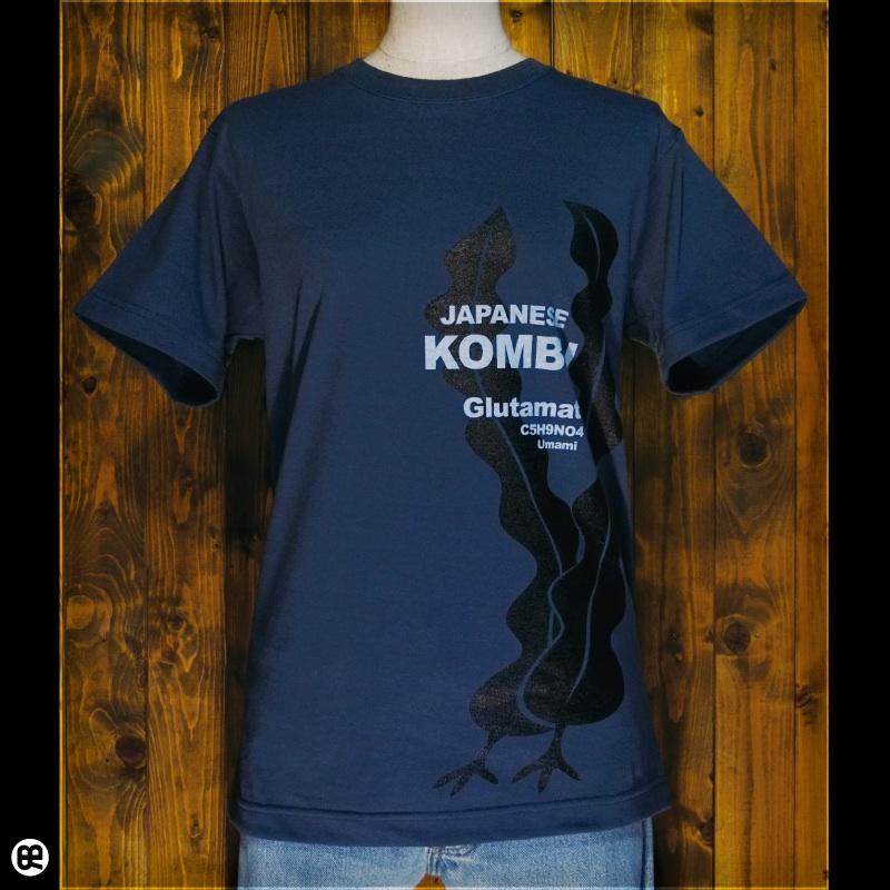 KOMBU : デニム:Tシャツ