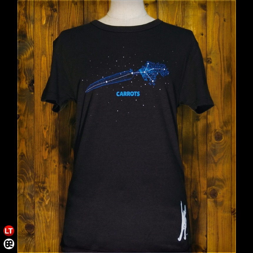 星に願いを : スミクロ:ライトTシャツ(薄地)