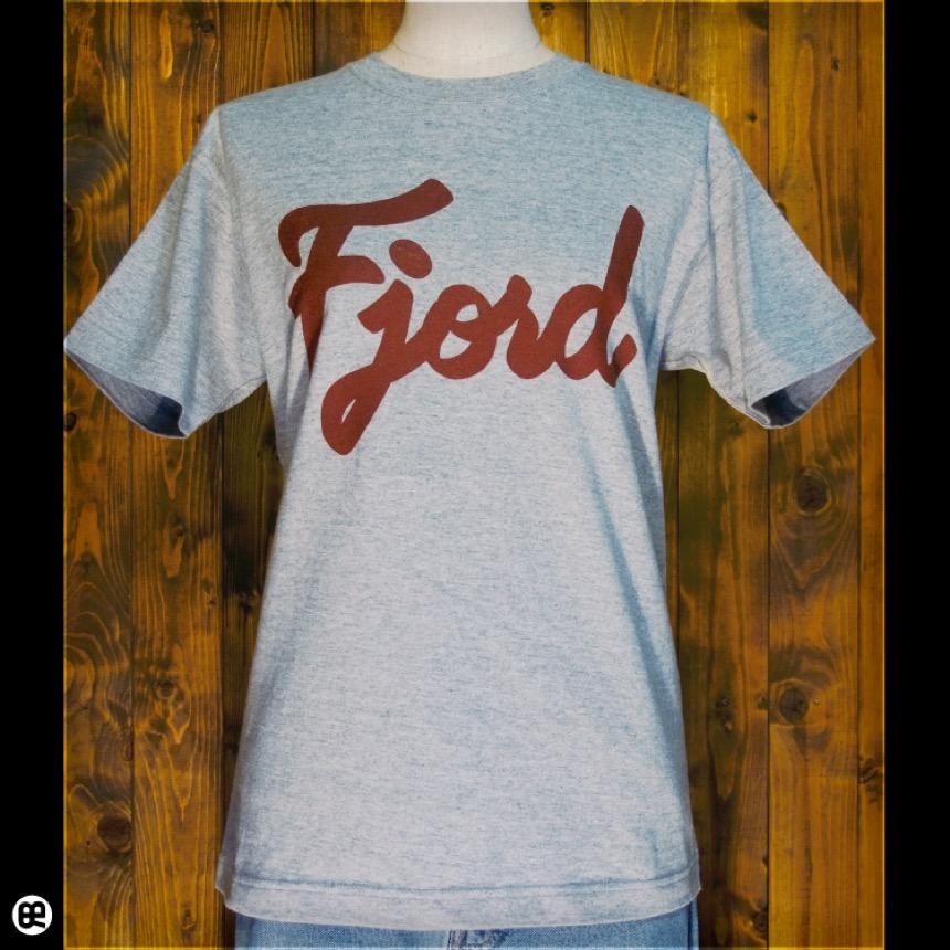 フィヨルド : ヘザーグレー:Tシャツ