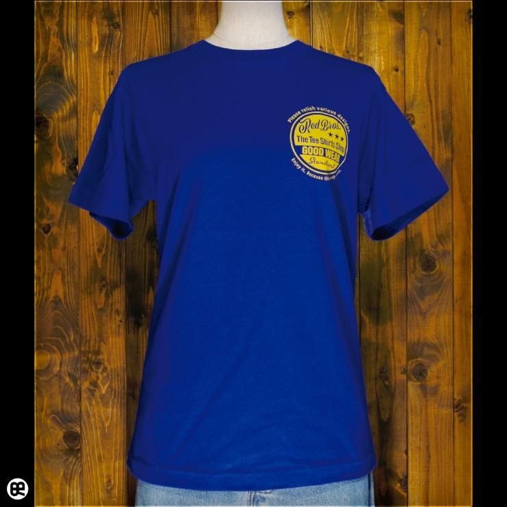 RB logo : ロイヤルブルー:Tシャツ