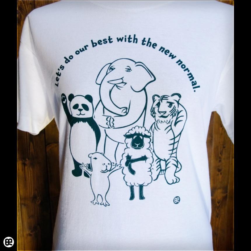 New Normal(land):ナチュラル:Tシャツ